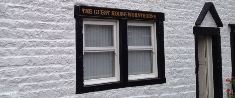 The Guest House Worsthorne, Burnley
